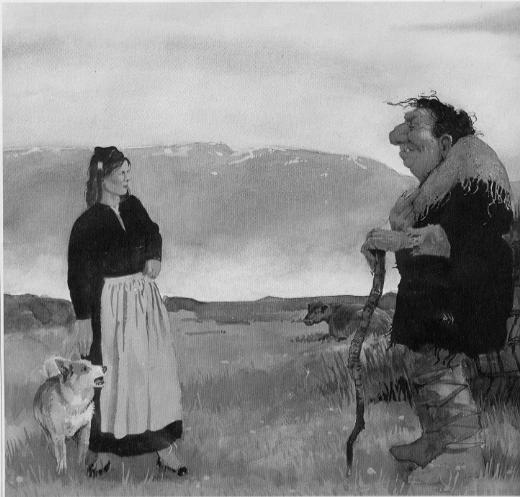 Gilitrutt á Bakkafirði á morgun!
